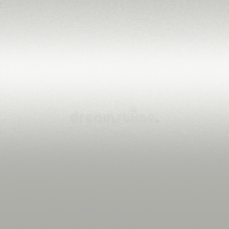 Fondo dell'argento di struttura del metallo bianco fotografia stock