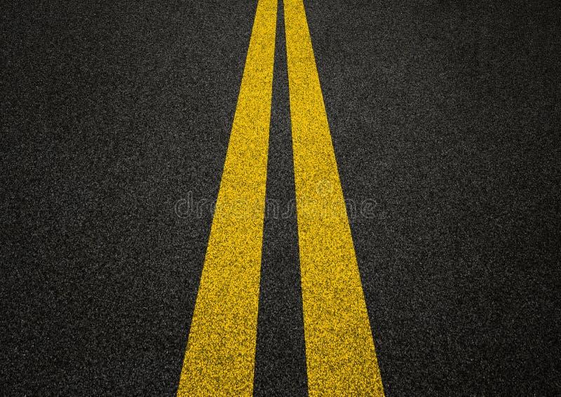Fondo dell'asfalto royalty illustrazione gratis