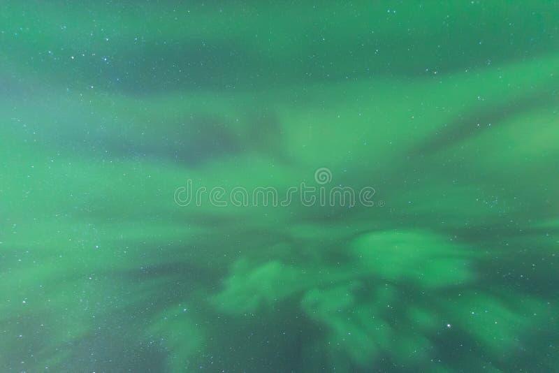 Fondo dell'estratto di Aurora Borealis fotografia stock libera da diritti