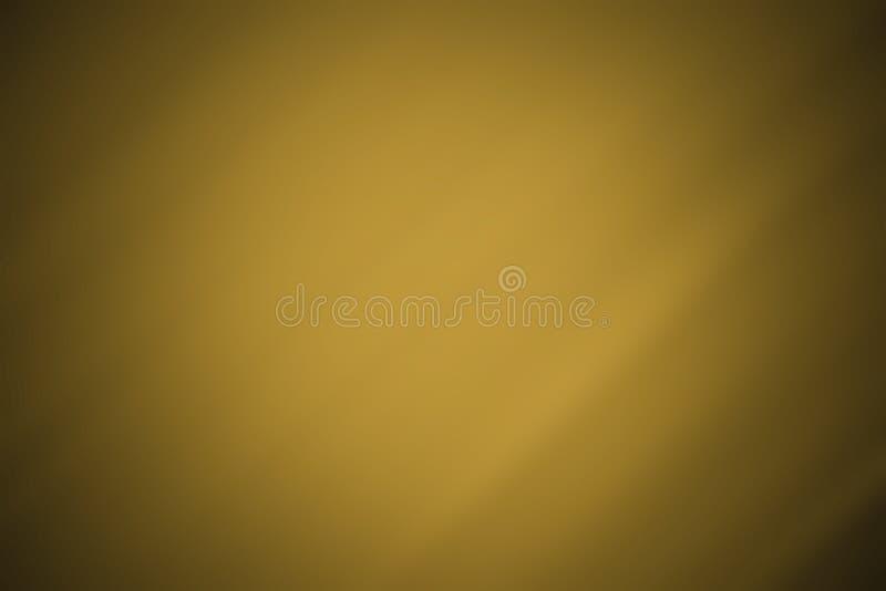 Fondo dell'oro, fondo nero, immagine di sfondo con la diagonale, il nero leggero ed oro immagini stock libere da diritti