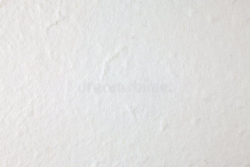 Fondo della carta del gelso bianco immagini stock