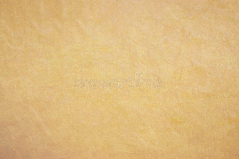 Fondo della carta del vecchio oro fotografia stock