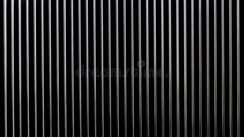 Fondo della griglia del nastro metallico immagine stock