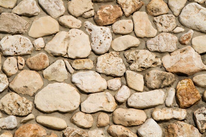 Fondo della parete di pietra, struttura della muratura, fondo di pietra immagine stock libera da diritti