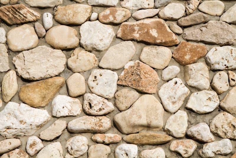 Fondo della parete di pietra, struttura della muratura, fondo di pietra fotografia stock libera da diritti
