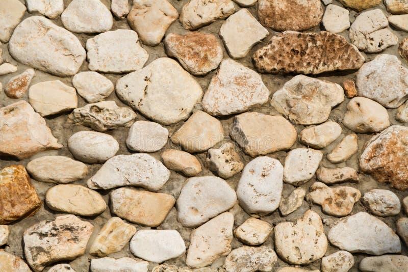 Fondo della parete di pietra, struttura della muratura, fondo di pietra fotografia stock