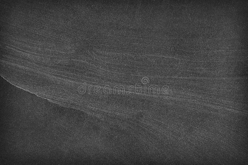Fondo della pietra dell'ardesia dell'arca o struttura nera grigia e spazio vuoto fotografie stock libere da diritti