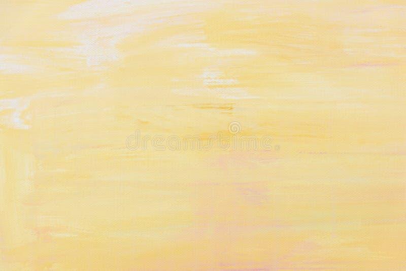 Fondo della pittura acrilica fotografia stock libera da diritti