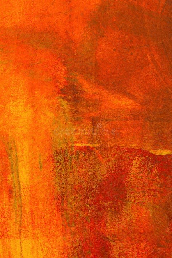Fondo della pittura acrilica fotografia stock