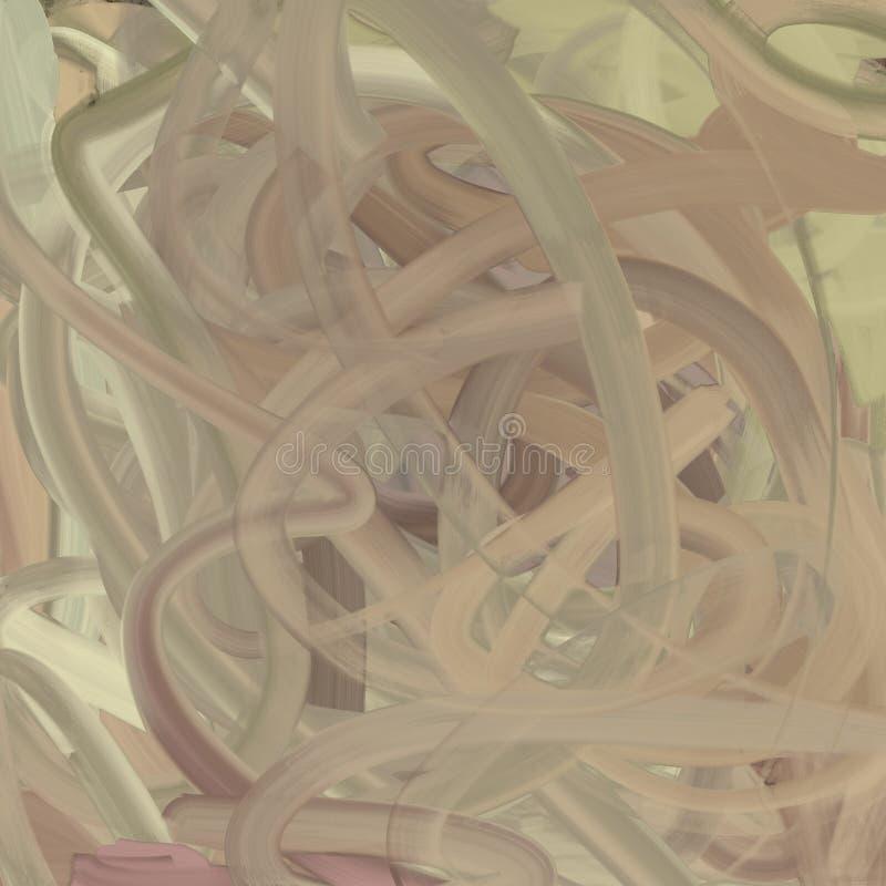 Fondo della pittura di arte di colore royalty illustrazione gratis