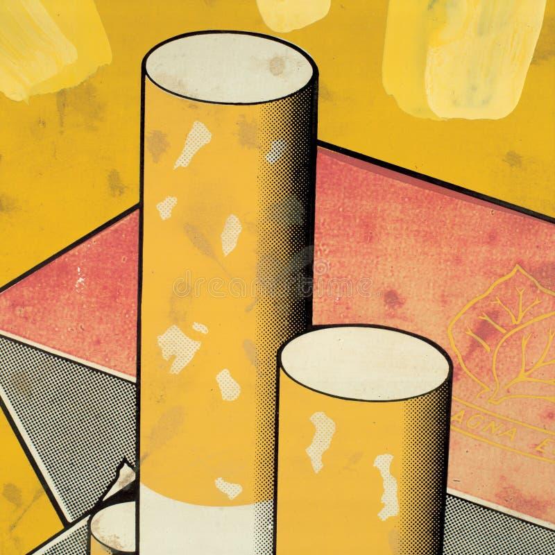Fondo della pittura di struttura immagine stock