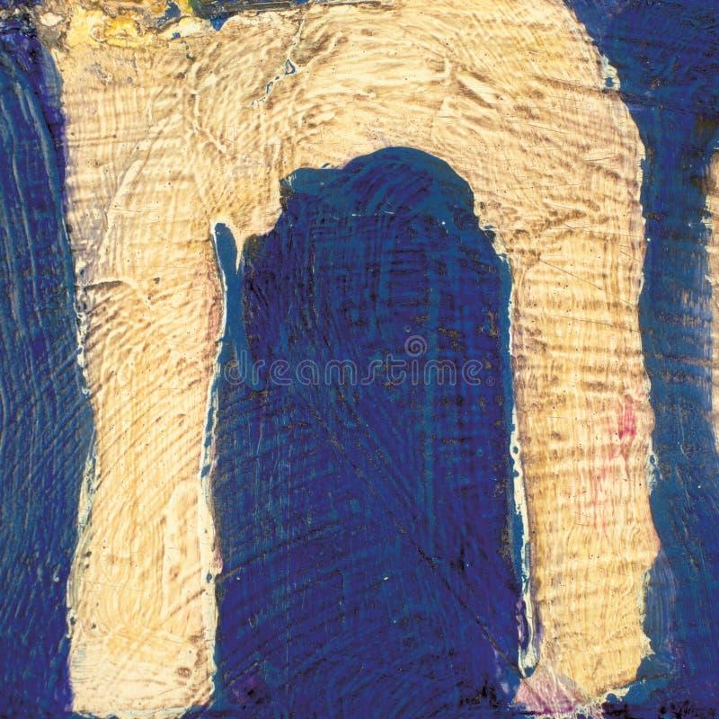 Fondo della pittura di struttura immagini stock libere da diritti