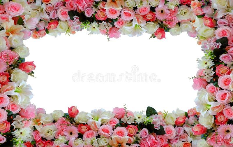 Fondo della struttura del fiore fotografie stock