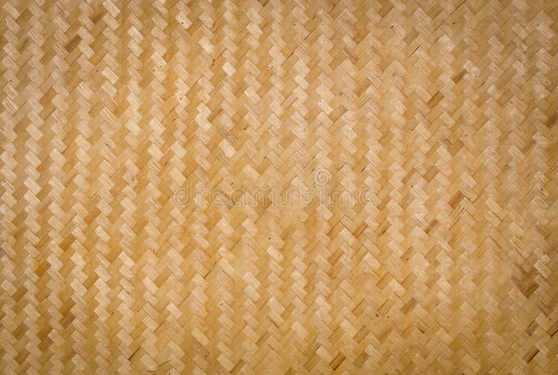 Fondo di bambù del tessuto fotografia stock libera da diritti