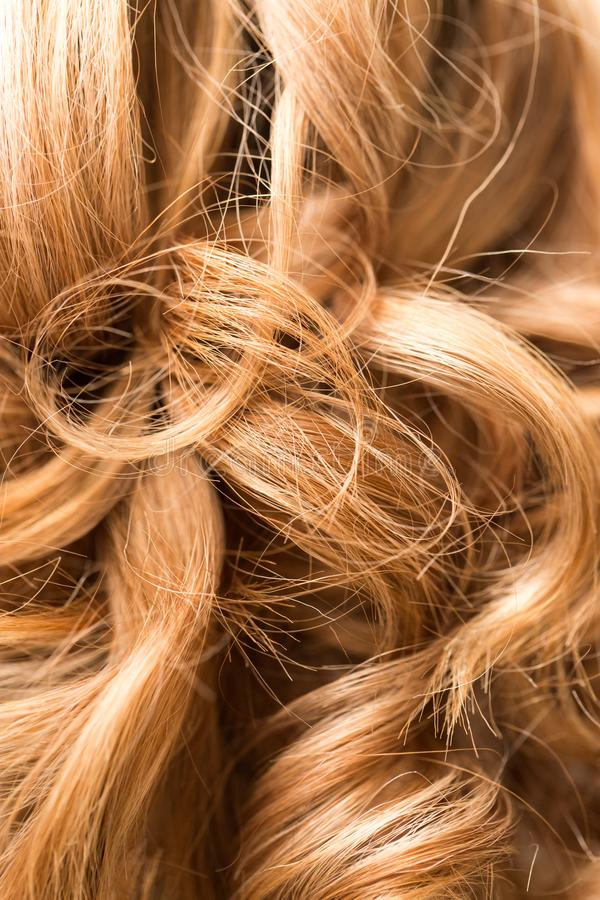 Fondo di bei capelli del ` s della donna immagini stock libere da diritti