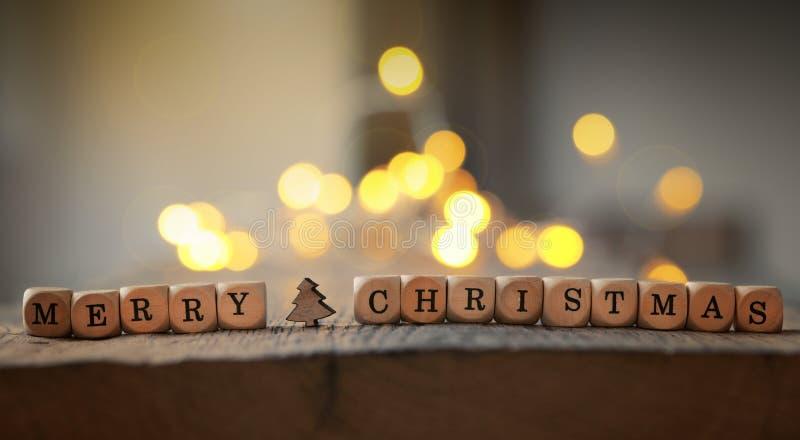 Fondo di Buon Natale immagini stock