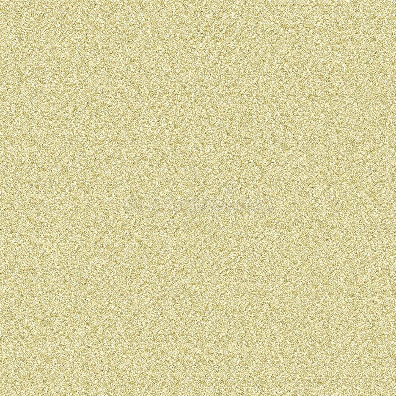 Fondo di carta di Digital di scintillio dell'oro immagini stock