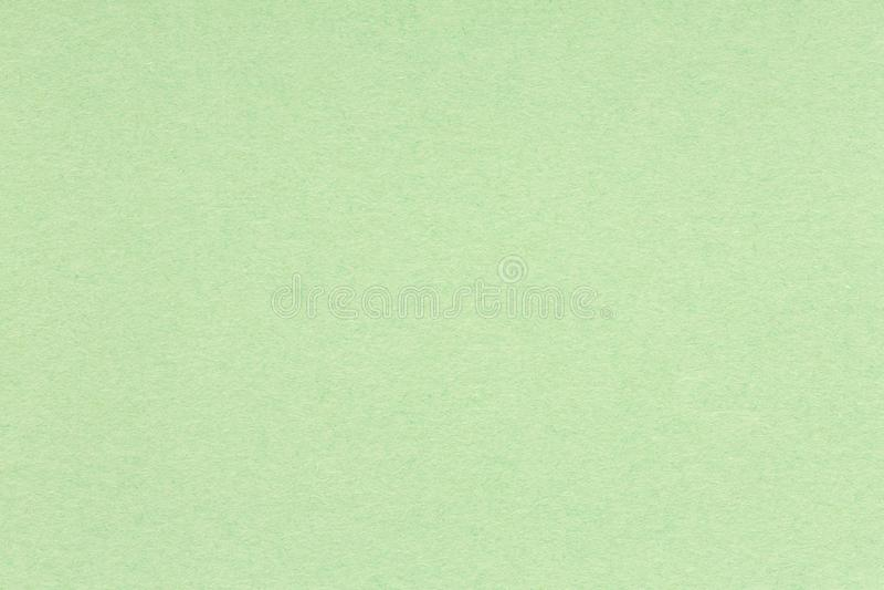 Fondo di carta verde chiaro, struttura variopinta immagine stock libera da diritti