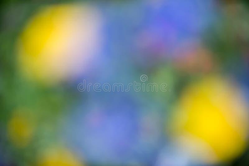 Fondo di effetto della luce, fondo leggero astratto, perdita leggera fotografie stock