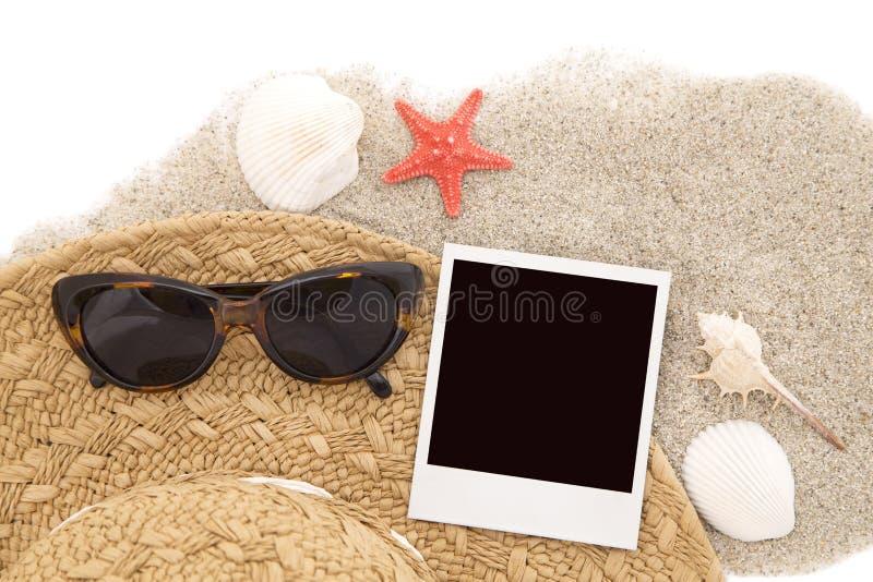 Fondo di estate immagini stock