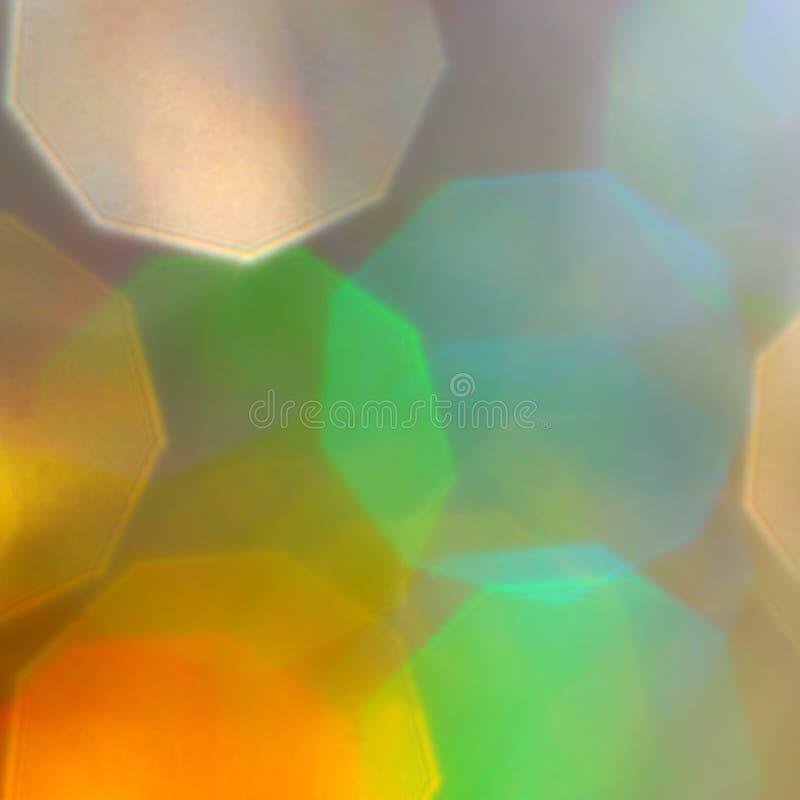 Fondo di giallo di verde blu - foto di riserva fotografia stock