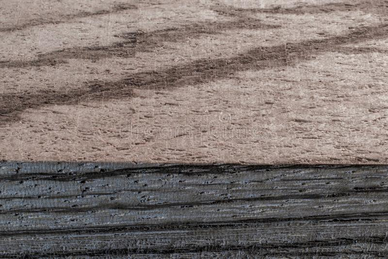 Fondo di grano di legno esotico fotografia stock