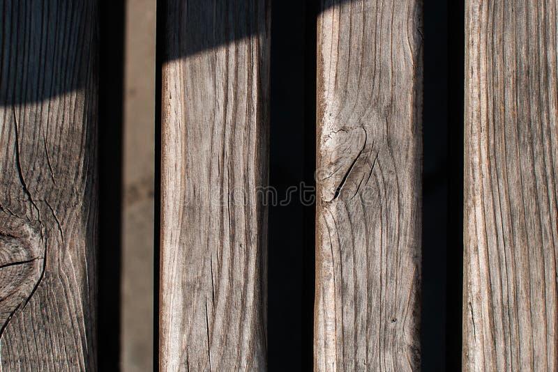 Fondo di legno di alta risoluzione naturale di marrone dell'arca Modello e struttura di legno per fondo fotografia stock libera da diritti