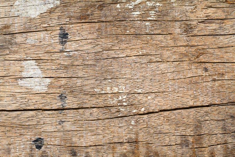 Fondo di legno d'annata dell'estratto di struttura di vecchio lerciume fotografie stock libere da diritti