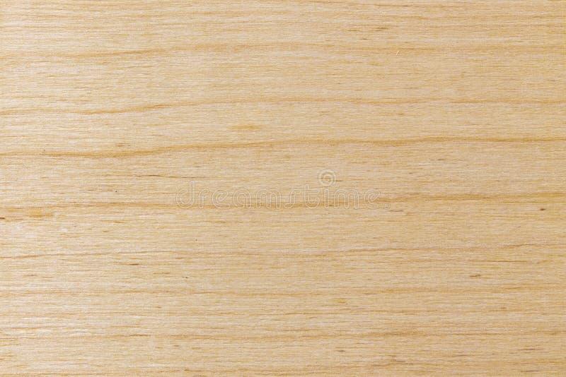 Fondo di legno del compensato di struttura fotografia stock