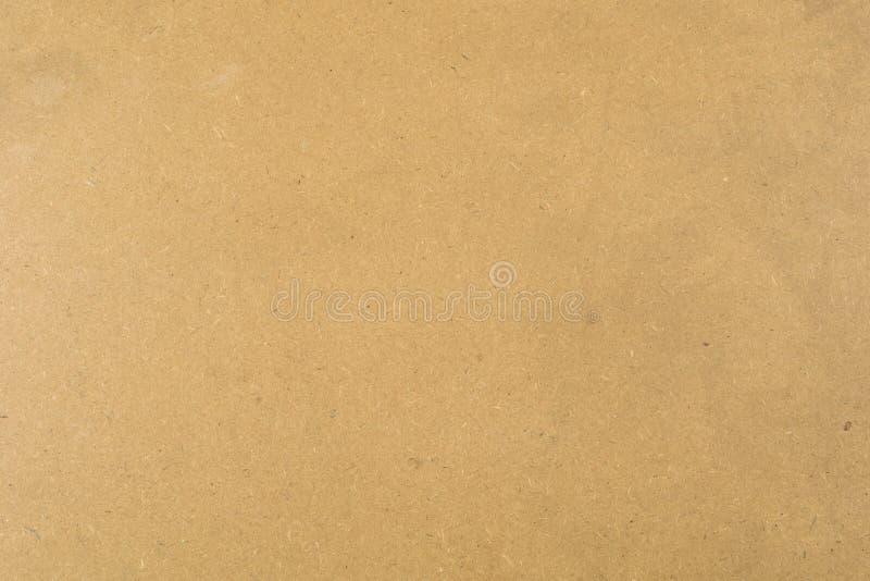Fondo di legno del MDF (cartone di fibra medio di densità) immagine stock libera da diritti