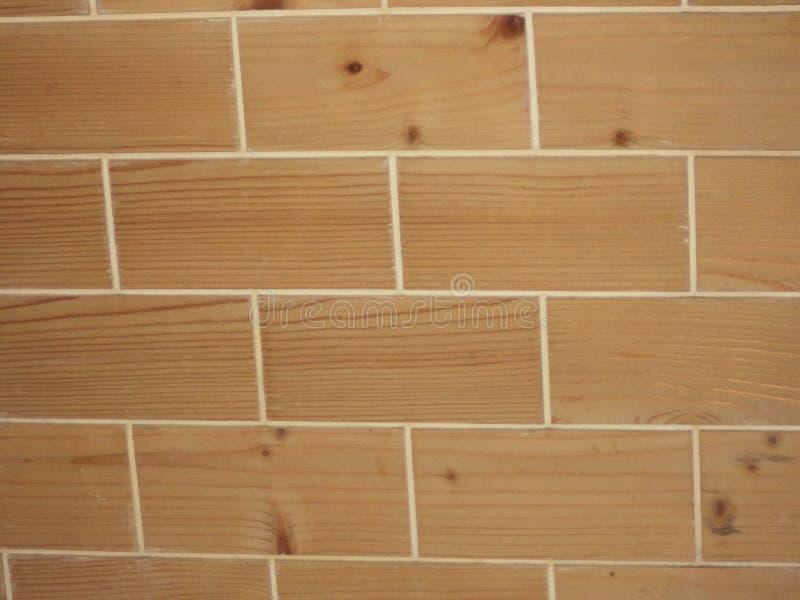 Fondo di legno della parete fotografia stock