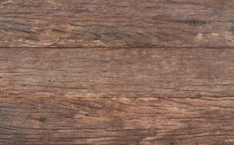 Fondo di legno della parete, struttura del legno della corteccia con il vecchio modello naturale fotografie stock libere da diritti