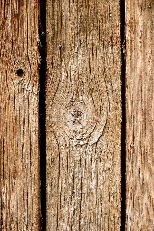 Fondo di legno della plancia fotografia stock libera da diritti