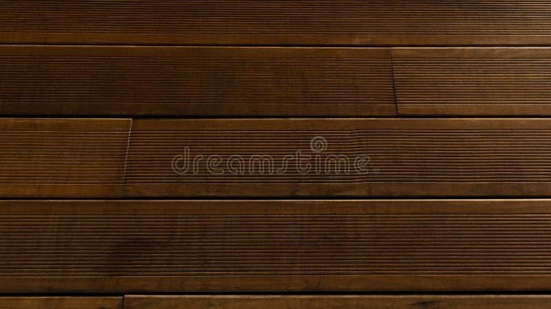 Fondo di legno delle plance di Brown, modello di legno, struttura del legname per Hardwood Flooring Company, il negozio del carpe immagini stock libere da diritti