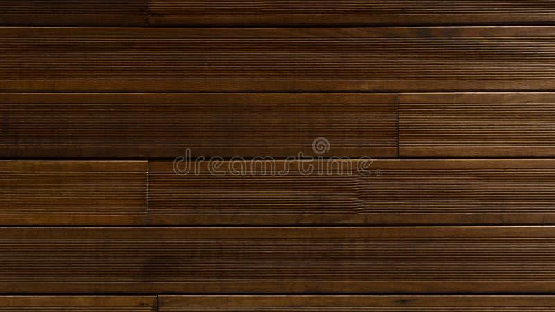 Fondo di legno delle plance di Brown, modello di legno, struttura del legname per Hardwood Flooring Company, il negozio del carpe immagine stock
