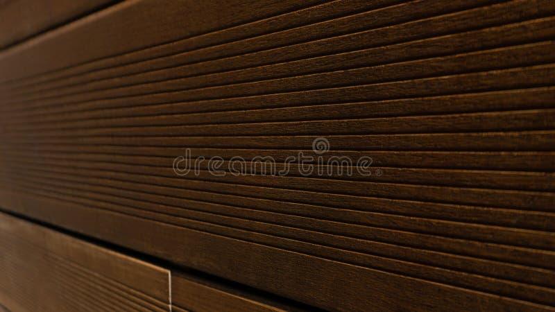 Fondo di legno delle plance di Brown, modello di legno, struttura del legname per Hardwood Flooring Company, il negozio del carpe fotografia stock libera da diritti