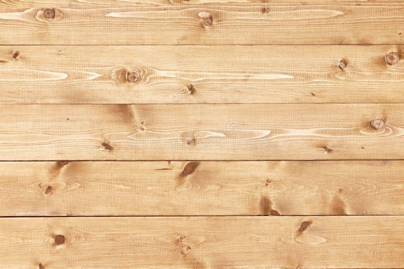 Fondo di legno di struttura dei bordi naturali del pino immagine stock