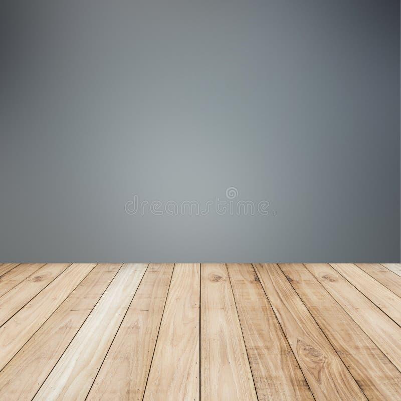 Fondo di legno di struttura delle plance dei grandi pavimenti marroni immagini stock