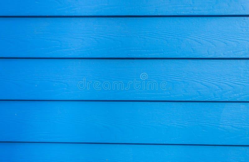 Fondo di legno di struttura di Bule fotografie stock