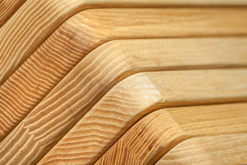 Fondo di legno incollato di struttura immagini stock
