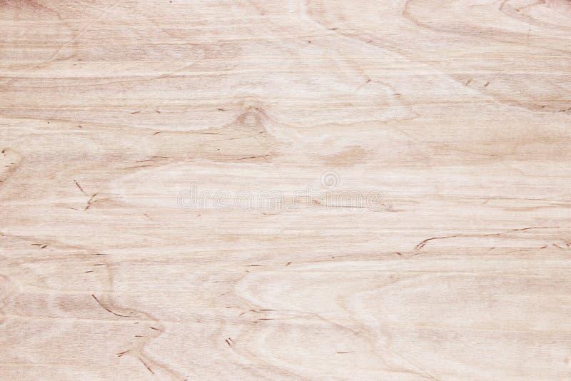 Fondo di legno leggero, primo piano della tavola della plancia di struttura Floo di legno immagine stock libera da diritti