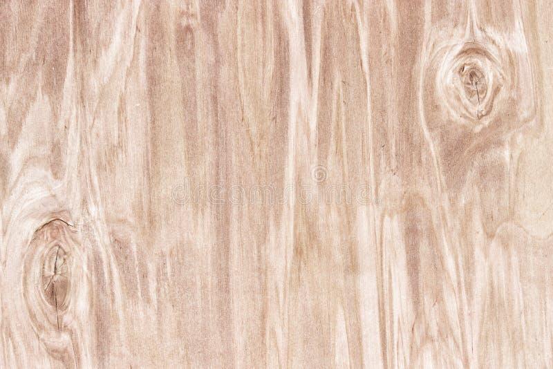 Fondo di legno leggero, primo piano della tavola della plancia di struttura Floo di legno immagine stock