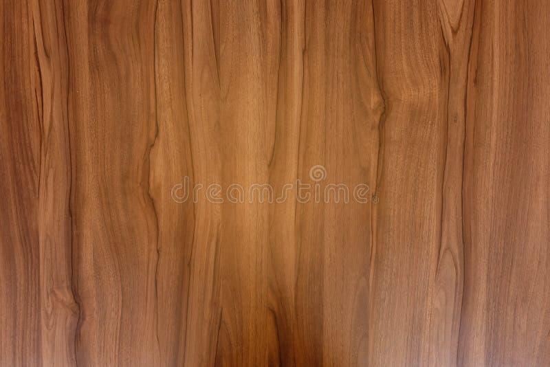 Fondo di legno di struttura, vista superiore della tavola del fondo di legno marrone di struttura fotografie stock