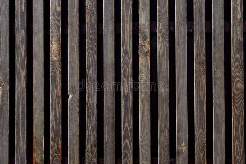 Fondo di legno strutturato scuro fotografia stock libera da diritti