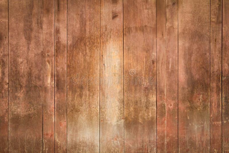 Fondo di legno di superficie astratto di struttura della tavola Chiuda su di buio immagini stock libere da diritti