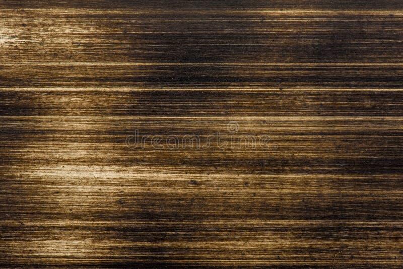 Fondo di lerciume dalla lamiera sottile di ottone fondo d'ottone strutturato fotografia stock