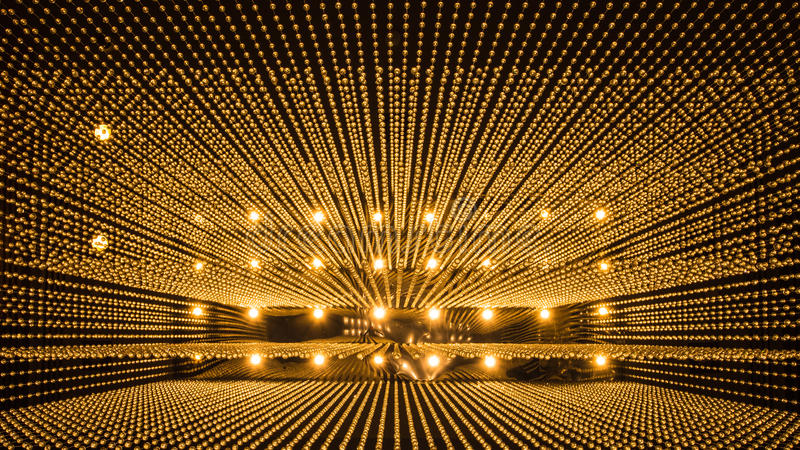 Fondo di lusso del modello della luce del candeliere fotografia stock libera da diritti