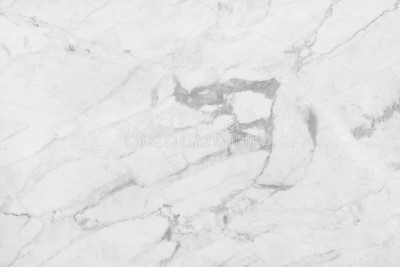 Fondo di marmo grigio bianco di struttura con luminoso della struttura dettagliata e lussuoso di alta risoluzione fotografie stock