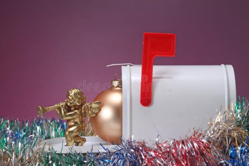Fondo di Natale. immagine stock