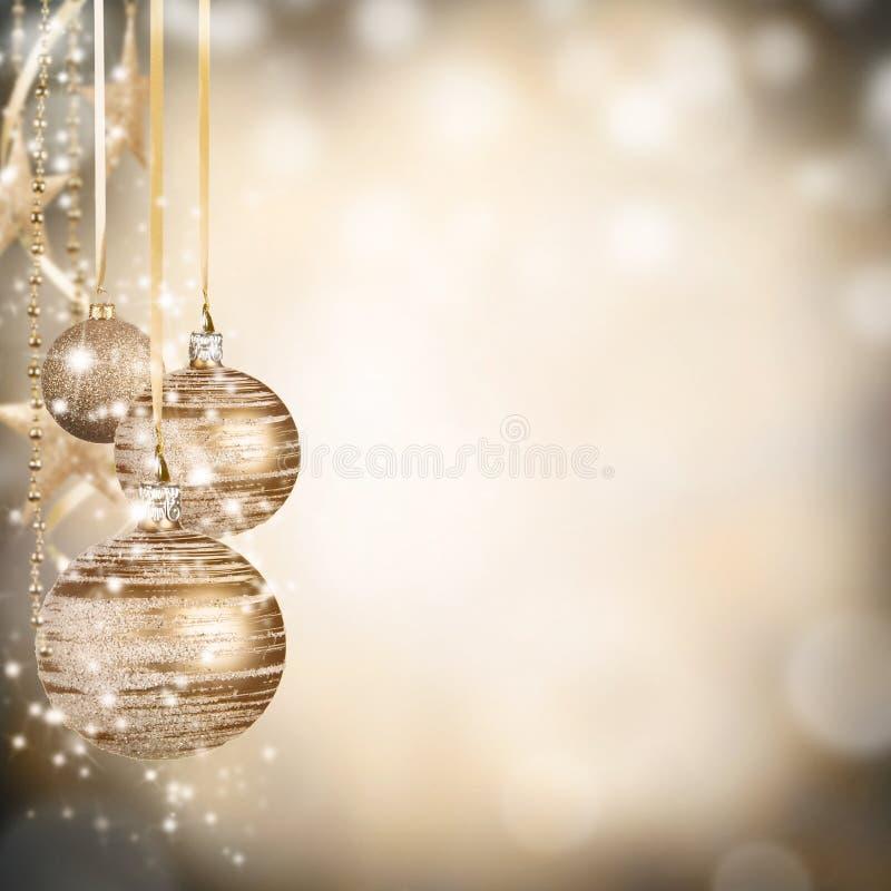 Fondo di Natale fotografia stock libera da diritti